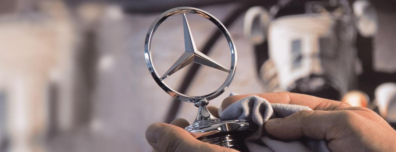 Mercedesstern Bild