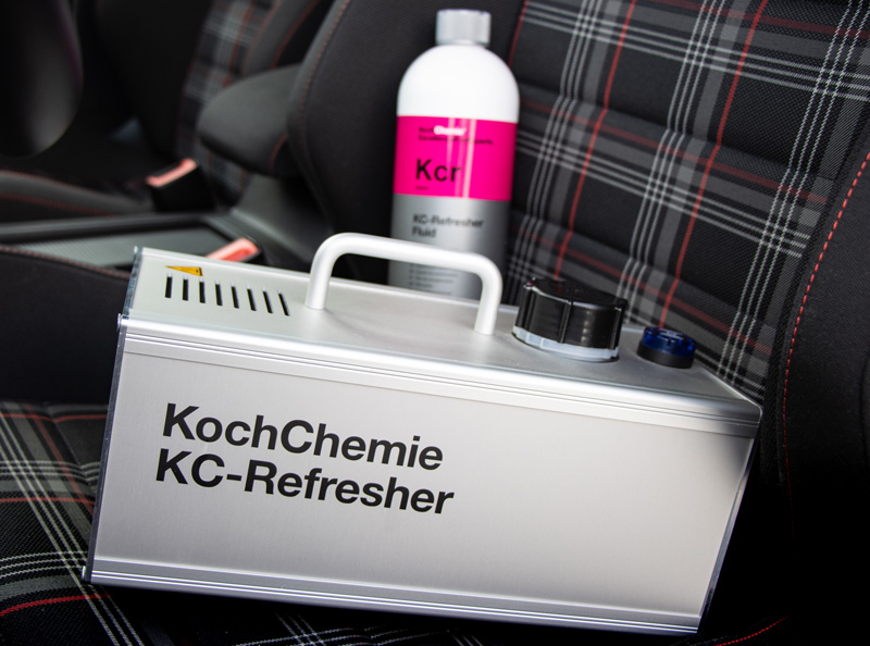Fahrzeugdesinfektion Koch-Chemie
